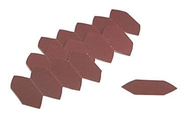X32477 Mouse Abrasive Fingers (15) Assorted
